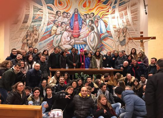 Incontro con i Giovani Azione Cattolica Trani, Bari